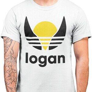 Camiseta Lobezno Logan Classic (La Colmena)