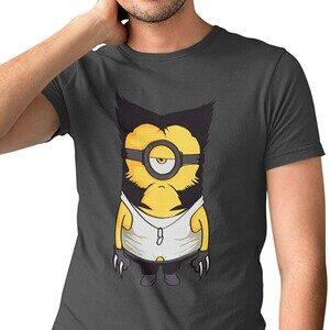Camiseta Lobezno Minion Wolve (La Colmena)