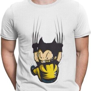 Camiseta Lobezno Nice Claws (La Colmena)