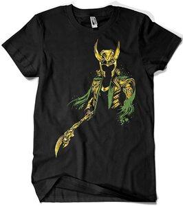 Camiseta Loki Power of Mischief (La Colmena)