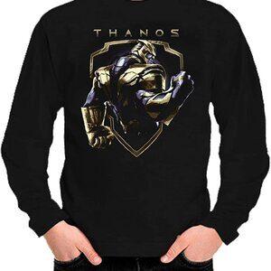 Camiseta Manga Larga Niño Thanos