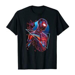Camiseta Miles Morales Neon