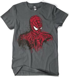Camiseta Spider-Man Behind the Mask (La Colmena)