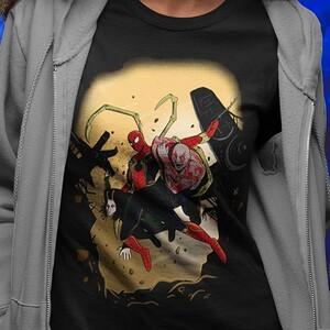 Camiseta Spider-Man The Infinity Spider-Man (La Colmena)