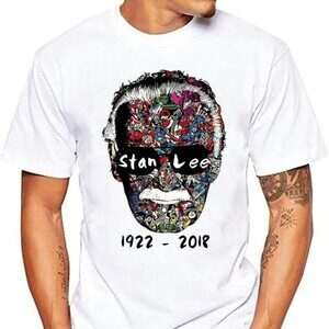Camiseta Stan Lee conmemorativa