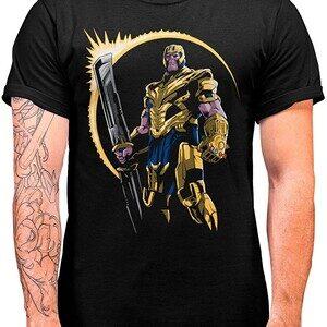 Camiseta Thanos Armored Titan (La Colmena)