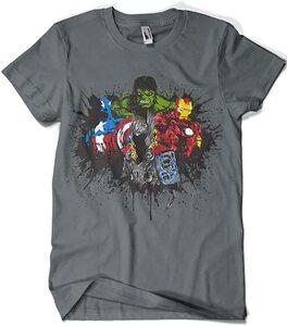 Camiseta Vengadores 4ll Together (La Colmena)