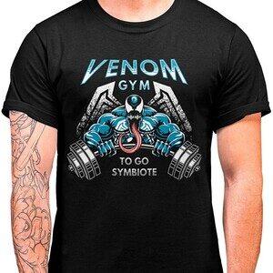 Camiseta Venom Gym (La Colmena)