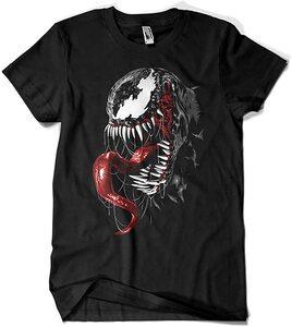 Camiseta Venom Realista Black (La Colmena)