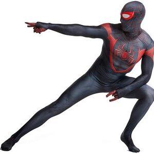 Disfraz adulto Spider-Man Miles Morales