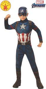 Disfraz de niño de Capitan America