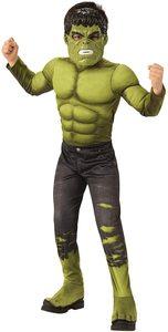 Disfraz de niño de Hulk