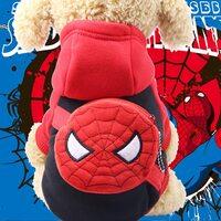 Disfraz para perro de Spider-Man