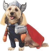 Disfraz para perro de Thor pie