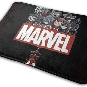 Felpudo Alfombra Vengadores Marvel Caricatura