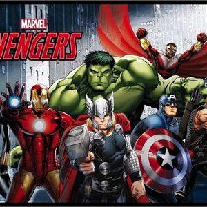 Felpudo Alfombra Vengadores Marvel Comics