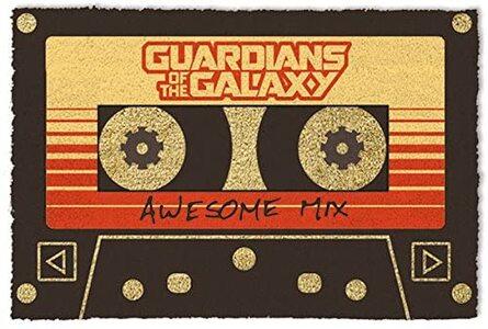 Felpudo Guardianes de la Galaxia. Awesome Mix