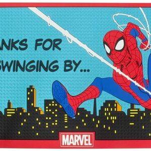 Felpudo Spider-Man Marvel Oficial goma