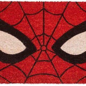 Felpudo Spider-Man Máscara