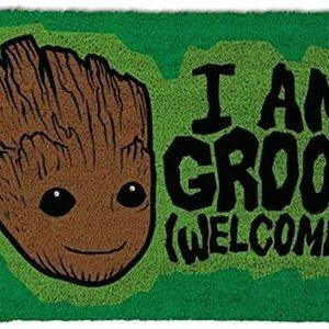 Felpudo Yo soy Groot