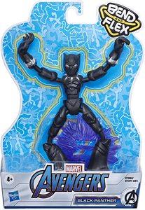 Figura Ben and Flex Black Panther