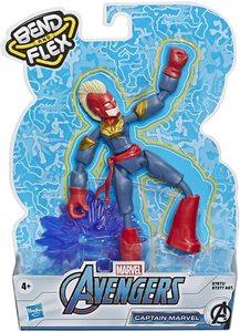 Figura Ben and Flex Capitana Marvel