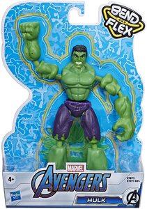 Figura Ben and Flex Hulk