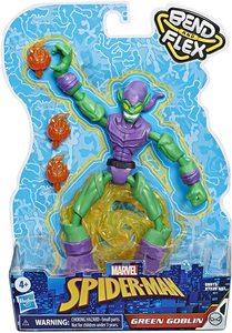 Figura Ben and Flex Spider-Man Duende Verde