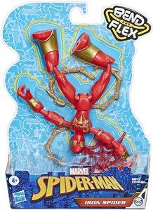 Figura Ben and Flex Spider-Man Iron Spider