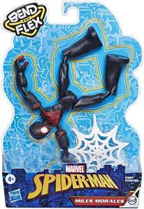 Figura Ben and Flex Spider-Man Miles Morales