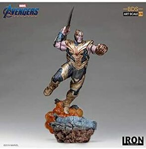 Figura Coleccionista BDS Art Scale Thanos