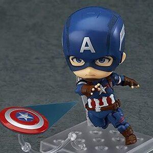 Figura Nendoroid Capitan America Vengadores La Era de Ultron