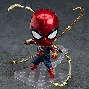 Figura Nendoroid Spider-Man Ironspider Vengadores Infinity War