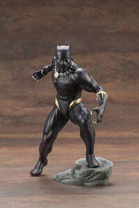 Figura japonesa Kotobukiya Black Panther