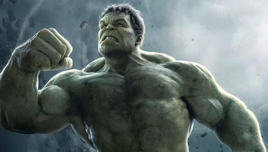 Elige tu vengador favorito Foto de Hulk