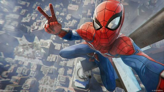 Elige tu vengador favorito Spider-Man
