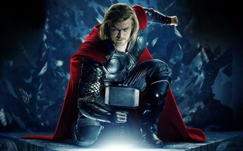 Elige tu vengador favorito Thor