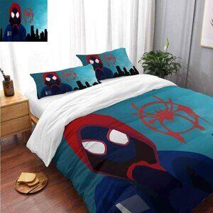 Funda de Edredón de Spider-Man Miles Morales varios modelos