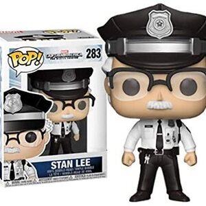 Funko Pop Stan Lee Cameo Capitan America, El Soldado de Invierno