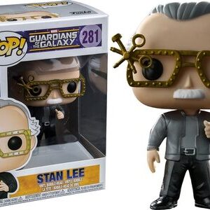 Funko Pop Stan Lee Cameo Guardianes de la Galaxia 1