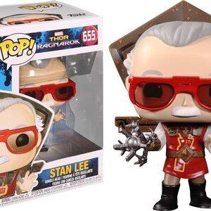 Funko Pop Stan Lee Cameo Thor Ragnarok
