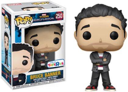 Funko Pop Thor Ragnarok Bruce Banner