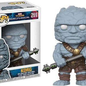 Funko Pop Thor Ragnarok Korg