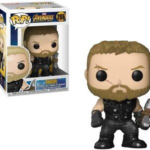 Funko Pop Thor Vengadores Infinity War