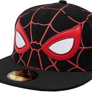 Gorra New Era 59FIFTY Spider-Man Miles Morales