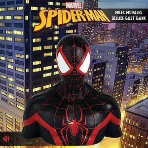 Hucha de Spider-Man Miles Morales