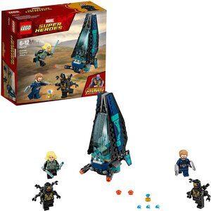 Lego Vengadores Infinity War. Con Capitan America y Viuda Negra