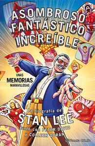 Libro Biografía de Stan Lee