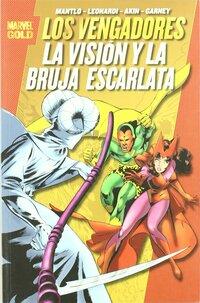 Libro Los Vengadores. La Vision y La Bruja Escarlata. Historia Original