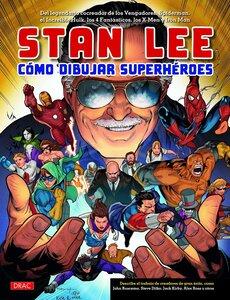 Libro Stan Lee. Cómo dibujar Superhéroes